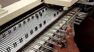 Making Waves Technique On The Knitting Machine  (supplement Video For Pattern Leaflet)