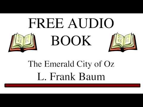 The Emerald City of Oz by L Frank Baum