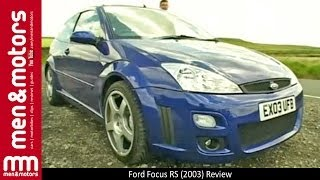 Ford Focus RS (2002) Videos