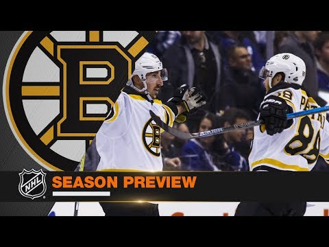 31 in 31: Boston Bruins 2018-19 season preview