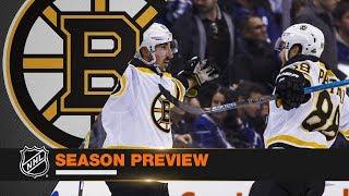 31 in 31: Boston Bruins 2018-19 season preview