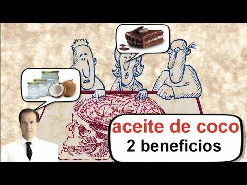 Aceite de coco (2 beneficios)