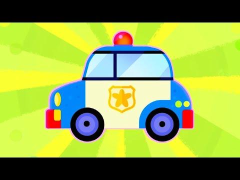 Четверо в кубе - Кубо-прятки  - развивающий мультфильм для детей