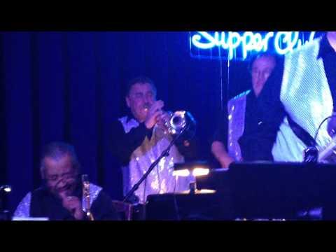Travis Haddix Blues Band at the Music Box Supper Club, Cleveland, Ohio, November 21, 2014