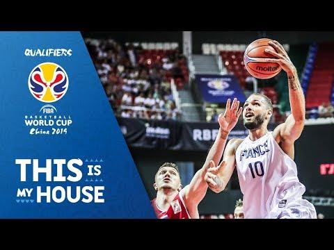 Evan Fournier - France  | Top Plays Rd.1 | FIBA Basketball World Cup 2019 European Qualifiers Mp3