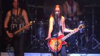 Halestorm - Straight Through the Heart (Dio Cover) - 16/06/2013
