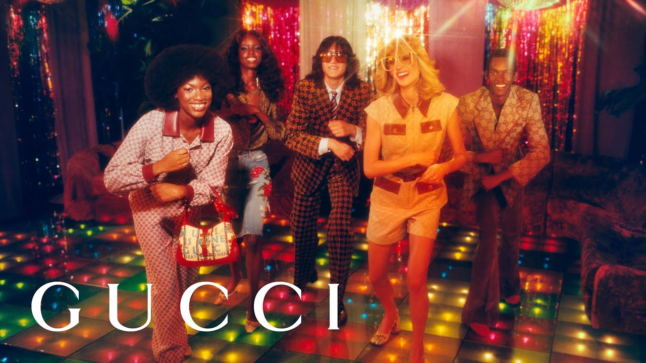 The Gucci 100 Campaign: Celebrating the House's Centennial
