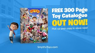 The new Smyths Toys Catalogue is OUT NOW!