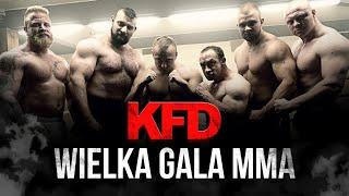 GALA MMA - KFD: PIERWSZE STARCIE