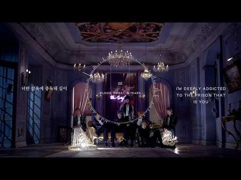BTS - YOU NEVER WALK ALONE   FULL ALBUM LYRICS HAN - ENG   Mp3