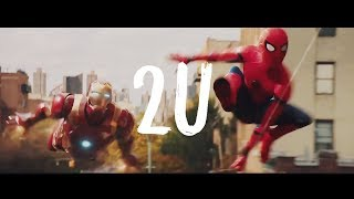 Peter Parker ✖ Tony Stark ► 2U (Remix Version)