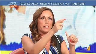 Borgonzoni (Lega): 'Immigrati in piscina: molti italiani non possono permetterselo'