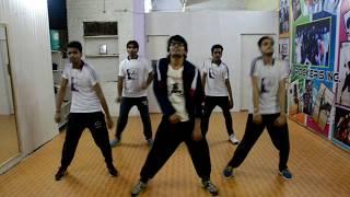 Kala Chashma Jachda hai (Baar Baar Dekho) by Dharmesh Daiya with D Rockers Students
