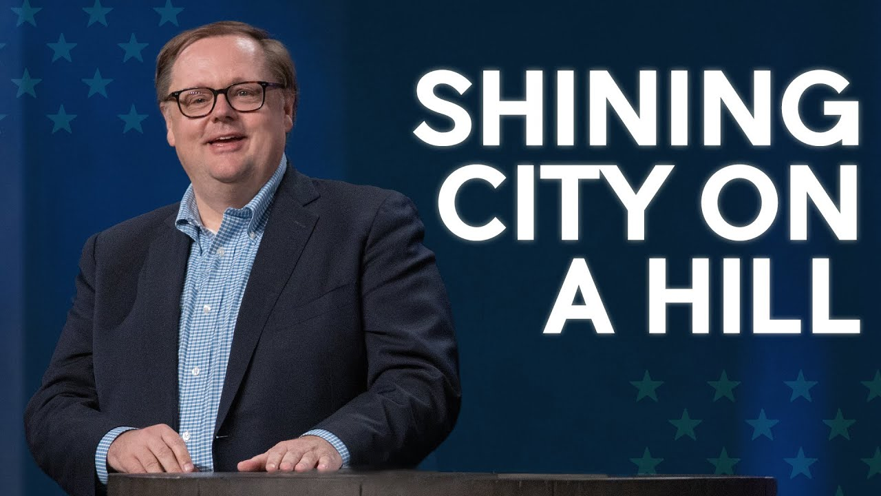 Guest Speaker, Todd Starnes Shining City On A Hill