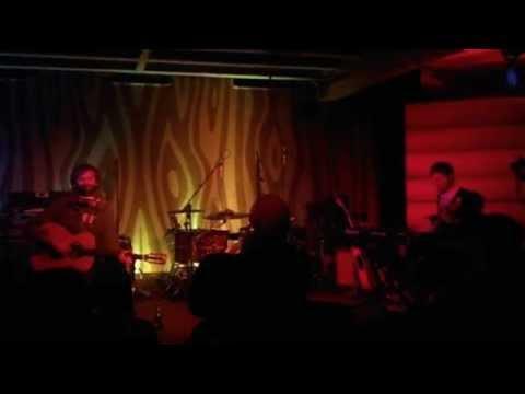 Neil Halstead- Wittgenstein's Arm- Doug Fir Lounge- Portland,OR 2012-10-20