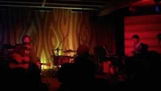 Neil Halstead- Wittgenstein's Arm- Doug Fir Lounge- Portland,OR 2012-10-20