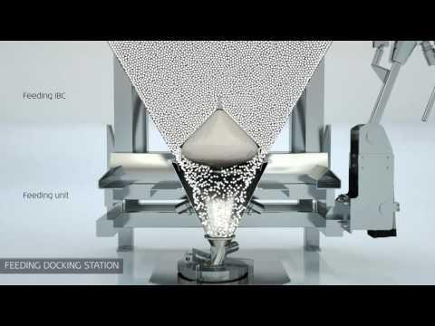 Oral Solid Dosage Plant as Vertical Flow