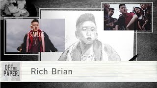Speed Drawing Rich Brian The Sailor