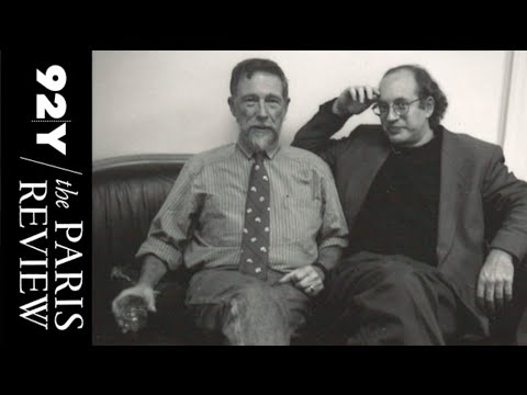92Y/The Paris Review Interview Series: Gary Snyder with Eliot Weinberger
