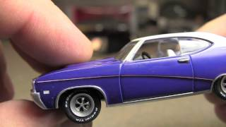 GreenLight 1969 Buick GS 350 : Another Sweet Casting!