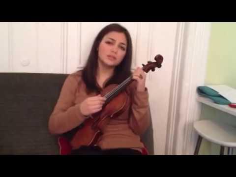 """Ada Pasternak sings """"Most of All"""" Original Song"""