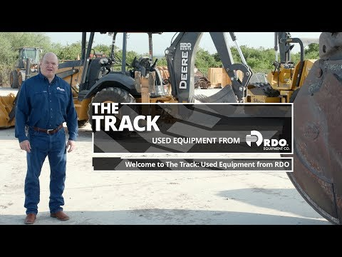 Used Equipment FAQs, How To Buy Equipment, And More From The Track - Used Equipment From RDO