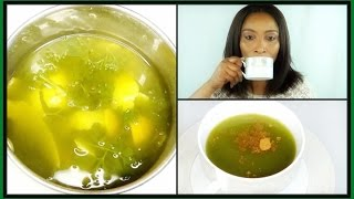 LOSE WEIGHT OVERNIGHT FAST, 7 LBS IN ONE WEEK WITH THIS FAT BLASTER TEA, NO EXERCISE |Khichi Beauty