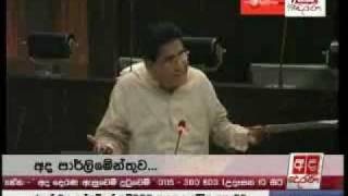2nd July in Parliament - Hon. Sajith Premadasa