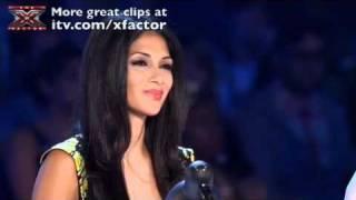 Rebecca Ferguson S X Factor Bootcamp Challenge Itv Com Xfactor