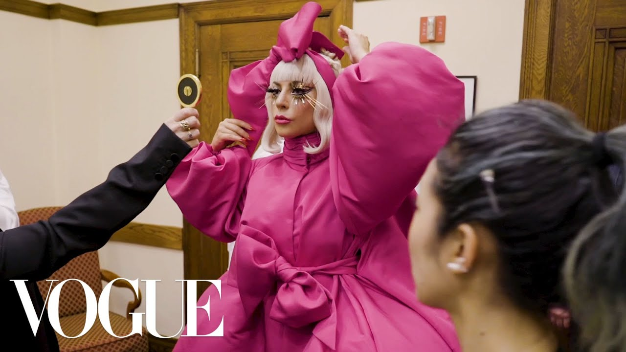 Behind Lady Gaga's Legendary Met Gala Looks