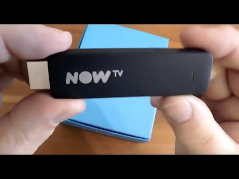 The NOW TV Smart Stick - Unboxing & Review