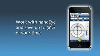 Car-O-Liner HandEye Software App For Vehicle Measurement