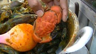 Jakarta Street Food 423 Spicy Crab & Shell  Kerang Kepiting Pedas MoroArto 3246 Mp3
