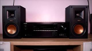 Klipsch R-15M monitor speakers - unboxing plus audio test