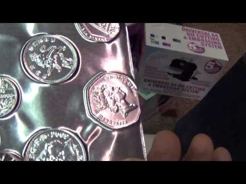 Embossing Coins, Charms and Flatten Art Caps(Bottle Caps) - Jus-Cutz A4 Machine (11)