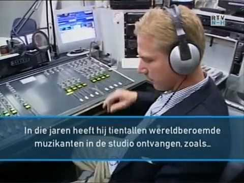 Mark from Holland op Radio Heemskerk