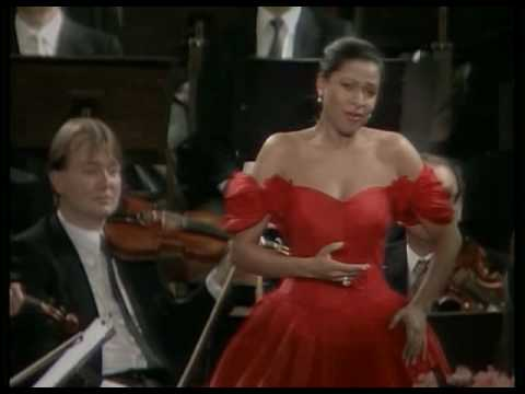 Kathleen Battle/Karajan - Voices of Spring 1987 Vienna New Year's Concert