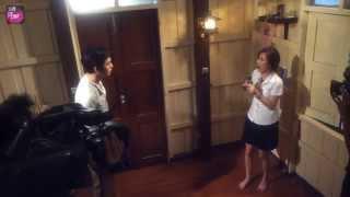 Video [ENG SUB] Baifern & Porshe - Behind the Scene of Khun Pee Tee Ruk / The Ghost, My Love (2014.01.14) download MP3, 3GP, MP4, WEBM, AVI, FLV September 2018