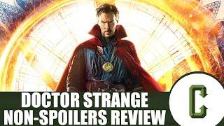 Doctor Strange Review (Non-Spoilers)