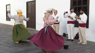 【4K60P】ゴメラ島の伝統音楽と口笛言語(2019年1月26日)