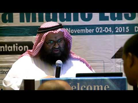 Yousef A Alomi | KSA | Pharma Middle East 2015| Conference Series LLC
