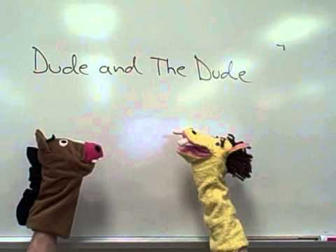 Dude 1   The Mead Puppets