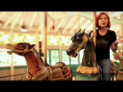 Carousel Gardens and Storyland at New Orleans City Park