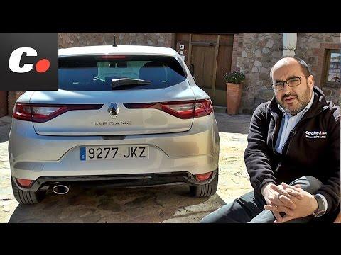 Renault Mégane | Prueba / Análisis / Test / Review en español | coches.net