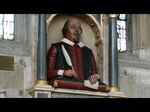 History vol. 4: Who was William Shakespeare???