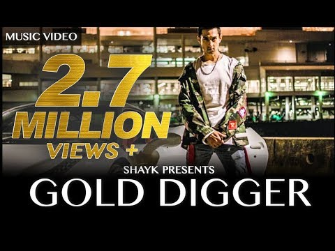 Gold Digger by SHAYK | New Music Video | Rap Music | Party Song | HD