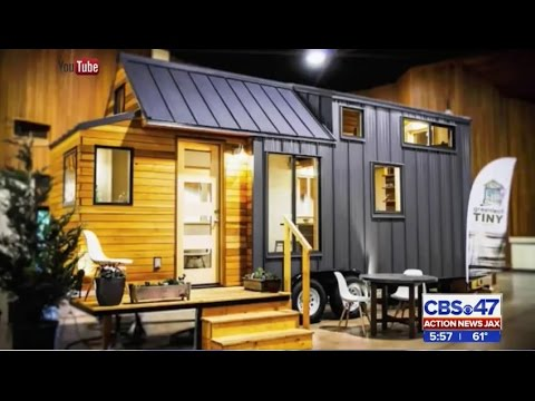 Jacksonville woman in need getting handicappedaccessible tiny house