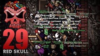 RED SKULL VACILÃO #29