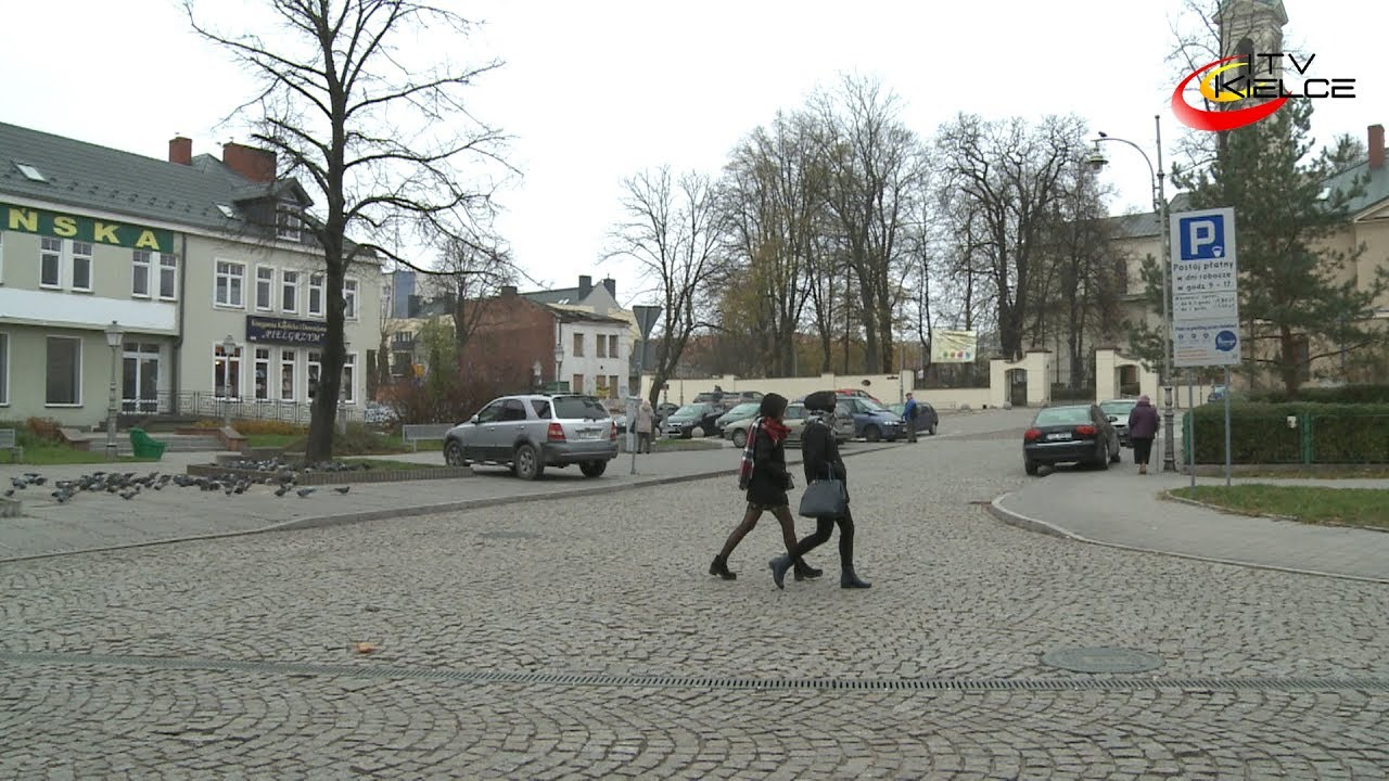 Zrewitalizują plac Św. Wojciecha i fragment ul. Bodzentyńskiej – ITV Kielce