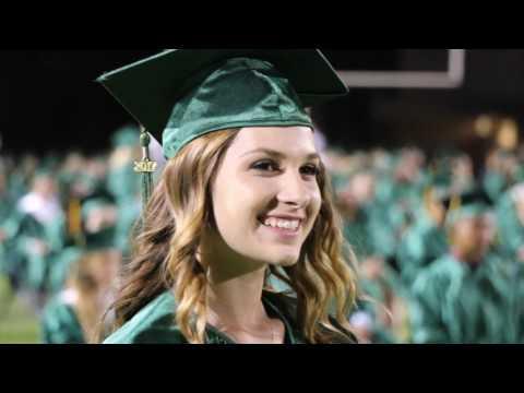 Canyon del Oro High School 2017 Graduation